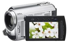 JVC Everio GZ-MG330RU  HDD Digital Video Camera Camcorder 30GB Silver W/Remote