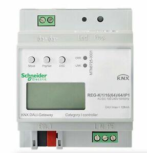 Knx schneider mtn6725-0001 DALI-Gateway reg-k/1/16 (64)/64/ip1 (2182arm 5/4)