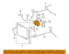 TOYOTA OEM 07-10 Sienna-A/C AC Compressor 883200806084