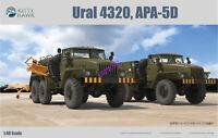 Kitty Hawk KH80159 1/48 scale Ural 4320,APA-5D TRUCK MODEL 2020