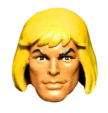 PRE-ORDER MOTU Classics Custom FILMATION PRINCE ADAM PAINTED HEAD Masters