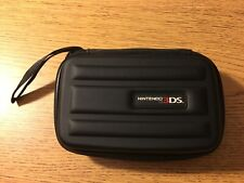 Official Nintendo 3DS Official Black Carry Carrying Travel Case Pouch OEM