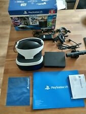 Sony PlayStation 4 / PS4 VR Headset Bundle (CUH-ZVR1) w/ Camera no games