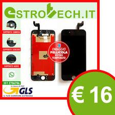 LCD DISPLAY PER APPLE IPHONE 6S PLUS NERO SCHERMO RETINA CON ORIGINALE TIANMA