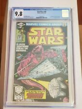 Star Wars #46 CGC 9.8 White Pages