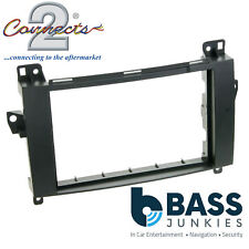 Mercedes Benz Vito Van 2006 On W639 Van Stereo Double Din Fascia Panel