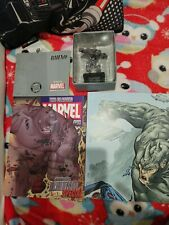 Eaglemoss Classic Marvel Figurine Collection  RHINO SPECIAL