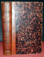 Esprit Des Lois par Montesquieu. The Spirit of the Law. 1853 In French