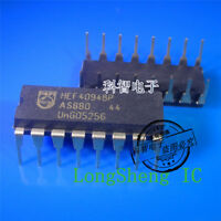 10 PCS HEF4094BP DIP-16 HEF4094 8-stage shift-and-store bus register new