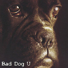 BAD DOG U-BLUJAZZ CD NEW SEALED OUT OF PRINT!