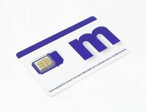 "MetroPCS Sim Cards Triple Cut For testing or ""insert sim wifi"" READ DESCRIPTION"
