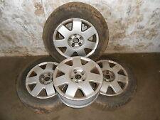 1 Satz Alufelgen original VW 14 Zoll 6Jx14H2 ET43 LK5X100