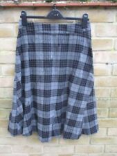 EAST Checked Skirts for Women