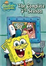 Spongebob Squarepants - The Complete 3rd Season Very Good DVD