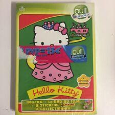 Hello Kitty Petite Princesse dvd neuf sous blister c11