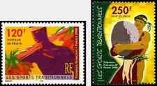Timbres Sports Polynésie 625/6 ** année 2000 lot 18950