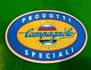 """""""CAMPAGNOLO SPECIALI"""" DECAL / STICKER BICYCLE BIKE CYCLE RETRO VINTAGE"""