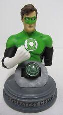 Green Lantern ~ Hal Jordan ~ Mini-Bust Statue 0986/2000  Painted  DC Direct 2001