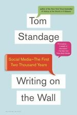 Writing on the Wall: Social Media - The First 2,000 Years (Paperback or Softback