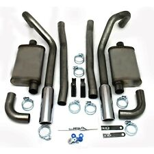 Exhaust System Kit JBA Racing Headers 40-2655 fits 68-70 Ford Mustang 5.0L-V8