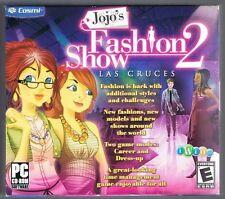 JoJo's Fashion Show 2: Las Cruces - Cosmi Modeling Simulation Fashionista PC NEW