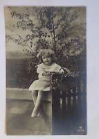 """""""Kinder, Mode, Bank, Korb, Blumen"""" 1912 ♥"""