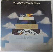 Moody Blues-This Is The Moody Blues-MB 1/2-Double-Vinyl-Lp-Record-1970s