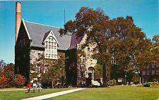 Lippitt Hall University of Rhode Island RI houses computer system Postcard