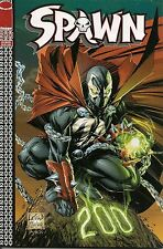 Spawn 200 Liefeld Cover