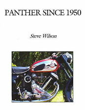 PANTHER SINCE 1950 BY STEVE WILSON (PAPERBACK, 2008)