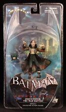"2012 DC DIRECT BATMAN ARKHAM CITY SERIES 2 MAD HATTER 6"" FIGURE MOC"