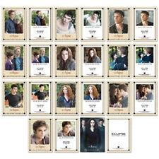 Twilight (Eclipse) Masterpieces 11 Card Canvas Art Set