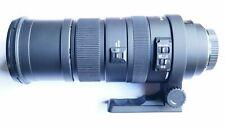 PENTAX Fit Sigma DG OS HSM 150 - 500 Mm F/5-6.3 Lens + Capuche + Bouchons + étui