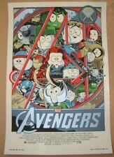South Park Avengers The Dark Inker Stout Movie Poster Print Art Parody