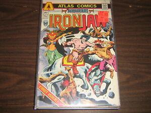 Barbarians (1975) #1 -  Atlas Comics -  IronJaw