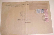COLOMBIA  SCADTA  LARGE COVER 1932 BARANQUILLA  B/S CALI ON FRONT ONLY