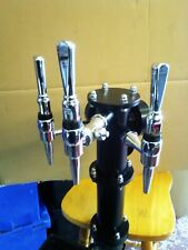 More details for designer triple tap beer/lager etc dispense font with ice water re circulation
