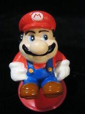 """Nintendo Fire Super Mario Bros. 1989 Figurine by Nintendo America - 3 1/4"""" High"""