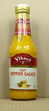 359ml/367gr Hot Pepper Sauce/Scharfe Chili Sauce von Viking Traders aus St.Lucia
