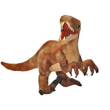 "Velociraptor stuffed animal Dinosauria II 17""/43cm soft plush toy NEW"