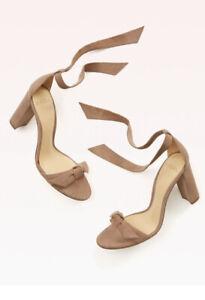 Alexander Birman Clarita Block Heel 90mm sz 36 $595