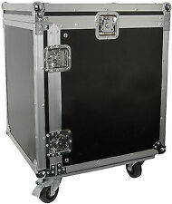 Citronic 12u 19 Rack Case With Wheels