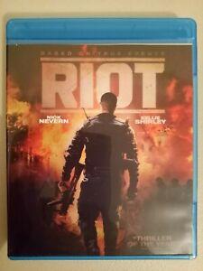 Riot 2017  Blu-ray movie region 0 (free)