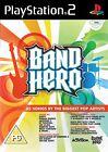 PLAYSTATION PS 2 PS2 JUEGO BAND HERO- bandhero NUEVO