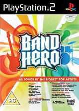 Playstation PS 2 PS2 Game Band Hero - BandHero NEW