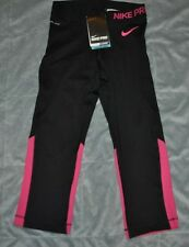 #319 NWT SMALL Women's Nike Pro Hypercool Tights  Small NWT 642564 011
