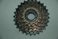 SunRace FluidDrive  5 Speed Freewheel, 14-28, M128,  LockRing, VGC!
