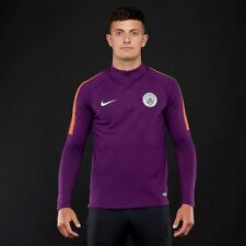 24d14528 Nike 18/19 Manchester City Squad Drill Men's Long-Sleeve Training Football  Top M
