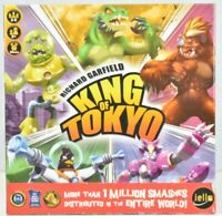 IELLO King of Tokyo Edition Board Game NIB Sealed Richard Garfield