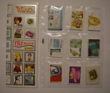 Panini Witch Trendy Style Sticker Book / Leeralbum + alle 184 Sticker komplett